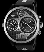 Free shipping 2014 new authentic Korean version relogio digital casual men fashion quartz watch waterproof sports Military