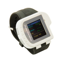*EMS Free Shipping* CONTEC CMS50IW Wrist Pulse Oximeter,Adult Probe+SPO2+Pulse Rate+Software w/ Wireless Bluetooth