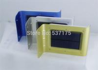2014 New Waterproof Solar Lamp  Motion Detector /Garden/ Yard 16 Led Solar Outdoor Lighting Wall lights