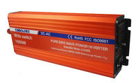 1000W DC 12V/24V/48V TO AC 110V/230V/220V PURE SINE WAVE OUTPUT POWER  INVERTER CONVERTER WITH BATTERY CHARGER UPS Free Shipping