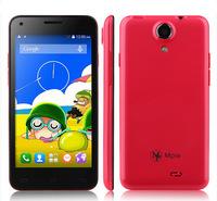 4.5 Inch Mpie Mini 809T Smartphones Android 4.4 MTK6582 Quad Core 3G GPS Wifi Bluetooth Capacitive Screen 8.0MP Camera