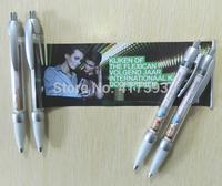 Advertising pen/ customize ballpoint pen/ gel pen print logo/ buy direct from factory/ cheap promotional banner pen