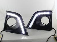 High quality LED Daytime running lights front Fog lamp Fog Lights For 2014 Toyota Corolla