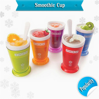Smoothie making artifact / no electricity / home essential / smoothie cup