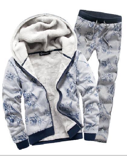 Мужская Спортивная Одежда Теплая