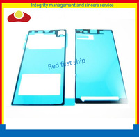 Original For Sony Xperia Z LT36 L36H LT36i L36 C6602 C6603 (front + back) Sticker tape Adhesive Housing Back Cover