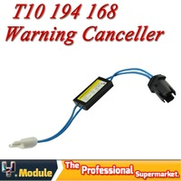 2x T10 194 168 No Error Warning Canceller led warning canceller t10 Decoders Error Free Load Resistors #YNQ310