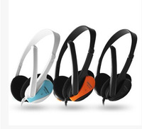 1pcs Headphone Earphone For PC Computer Video Gamer Microphone Surround Phone Headset Stereo Bass Noise Reduction