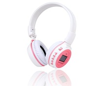 Hot selling fashion  multi-function N56 head-mounted Wireless headset Card headphones Stereo headset Can insert card headphones