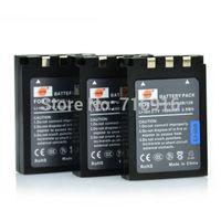 3PCS  1200mAh LI-10B LI-12B Battery for Olympus Camedia C-50 Stylus 600 NEW