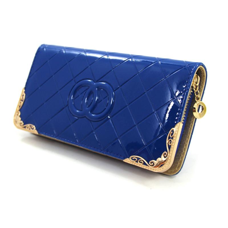 Women Clutch Top Fasion Sale Women Messenger Bags Women's Handbag Embroidery Long Design Wallet Sweet 2014 Day Clutch Coin Purse(China (Mainland))