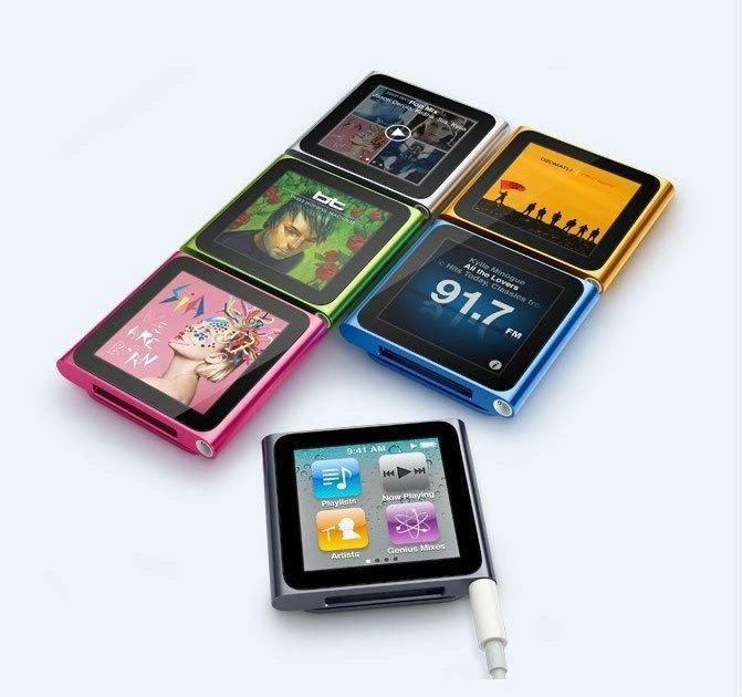 Neue mp4-player 32gb 6. generation 1,5-Zoll-Bildschirm mit fm, text-leser, audio-recorder in OVP versandkostenfrei