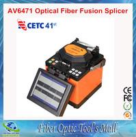 8s Splicing 10.0mAh Li-ion Battery Chinese No.1 Optical Fiber Fusion Splicer