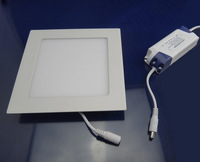 Free shipping 25W AC85~265V Cold white/warm white Ceiling LED Downlights Square Panel Lights Bulb SMD3528 High quality