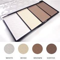 (Minimum Order $10)  Makeup Professional 4 Colors Matte Bronzer Highlighter Powder Contour Palette Cheek V Face Decorate