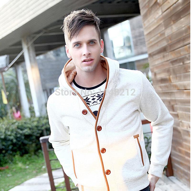 M-XXXL 2014 fashion plus size hoodies men brand sportswear moleton man hoody cotton sports suit casual jacket masculino coat(China (Mainland))