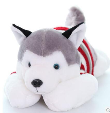все цены на Детская плюшевая игрушка Brand new 40 1 , & Husky dog