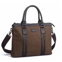 2014 Men Shoulder Bags Man's Travel Bag Messenger Bag to Casual Briefcase Business Bag Retail, wholesale Free Shipping