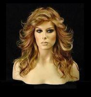 New Charming long Wavy Brown women's wig