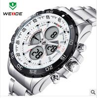 WEIDE brand,New, business men quartz watches ,watches men luxury brand