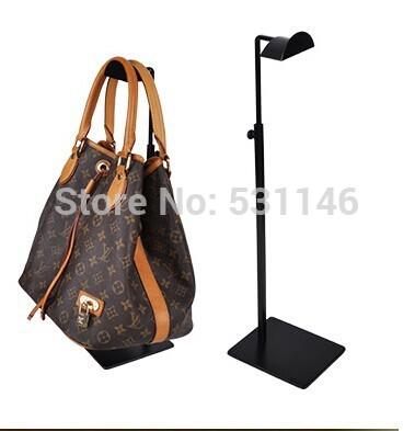 Stainless Steel Metal Handbag Racks Display Stand Hooks Holder Bj Z1