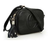 Hot Sale Women Messenger Bags Genuine Leather Women Shoulder Bags Tassel High Quality Brand New Women Handbag