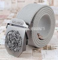 2014 south Korean new brand men fashion canvas belts,men's female leisure joker thickening personality belts,male Military belts