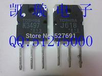 Free shipping  K3497 2SK3497 J618 2SJ618, Short legs