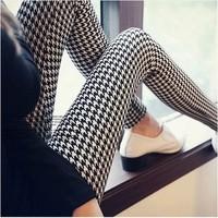 Legging thin doodle legging women's fancy