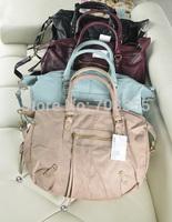 Trend asp078 PU women's bag messenger bag shoulder bag motorcycle bag 29.95