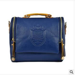 new 2014 fashion women shoulder bag stamp one shoulder bag women leather handbags women messenger bags women handbag totes bags(China (Mainland))