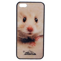 New Product 3D Painting Case For Iphone 5 5S Hard Cases Back Cover
