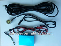 F500 Ultrasonic Fuel Level Sensor for trucks, containers