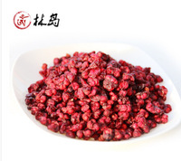Free shipping 250g High quality Organic Wild Dried Schisandra Chinensis Wu Wei Zi Five Flavor Berry Herbs wuweizi tea