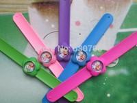 Frozen slap watch silicone digital Watch Rubber cartoon quartz kid Jelly watch 20pc
