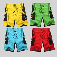 New men surf board shorts FOX Board Shorts men beachwear Trunks male swimwear 0727001
