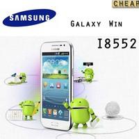 "100% Original Samsung Galaxy Win I8552 Unlocked 4.7"" Screen 1.2Ghz Quad core 1G RAM 4G ROM 5MP 3G Smartphone Refurbished"
