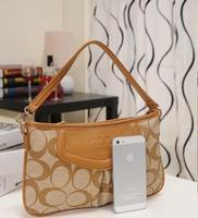 2014 New Minimalist American Ladies Baodan Shoulder Bag  PU Handbag  Slung Fashion Wasted Europe Branded Bags B-1304