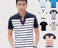 New 2014 Summer man brand casual t shirt camisetas masculinas blusas men's t-shirt Size ( M-L-XL-XXL-3XL ) tops & tees for men