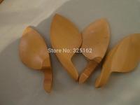 4 PCs Boxwood Violin Chin Rest 4/4
