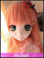 2014 plush sex doll anime style handmade sexy sex dolls for men sex toy love doll  Can customized breast size DHL free shiing
