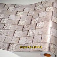 Free shipping 50*200cm Mosaic wallpaper oil paste bathroom waterproof wallpaper waistline HPC-1338 Home decoration