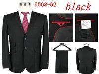 New 2014 Mens Latest Coat Pant Designs Fashion Brand Wedding Suits For Men (Jacket + Pants) Large Size S M L XL XXL  XXXL