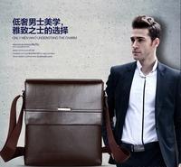 2014 Hot Men's Bags pu leather men cross bag men messenger bags,  fashion business men travel bags