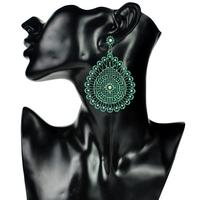 Vintage Bincos Grandes Women Fashion Drop Dangle Earring, Wholesale Fashion Jewelry Accessories Party Earring