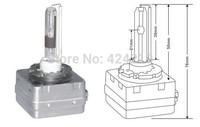 Free shipping  2pcs 12v 35w d1s xenon bulb 4300K 6000K 8000K d1s auto hid xenon lamp  d1s 6000k D1S D1R D1C