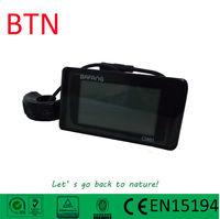 8fun/bafang center motor/middle drive motor kit C961 display