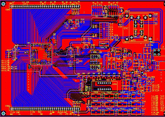 EP2C5Q208C8 FPGA схема и