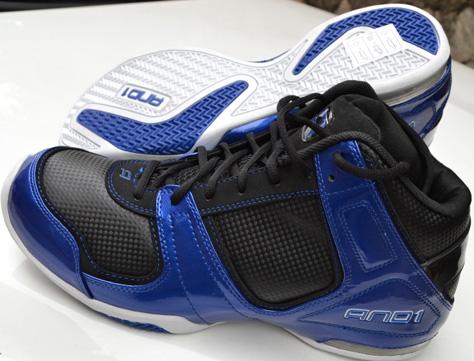 And 1 basketball shoes / Ver tarta de fresa