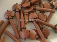 12 Jujube Violin Peg & 3 PCs Violin end pin all 4/4